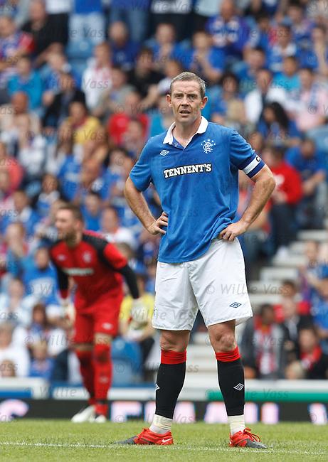 David Weir, Rangers