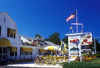 AJ1494, Cape Cod, restaurant, Massachusetts, Lobster Shanty Restaurant in Eastham, Massachusetts.