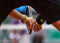 Paris, France, 23 june, 2016, Tennis, Roland Garros, Yonex racket<br />