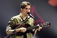 Milano 02/11/2017 - trasmissione Tv  X-Factor foto Daniele Buffa/Image/Insidefoto <br /> nella foto: Gabriele Esposito