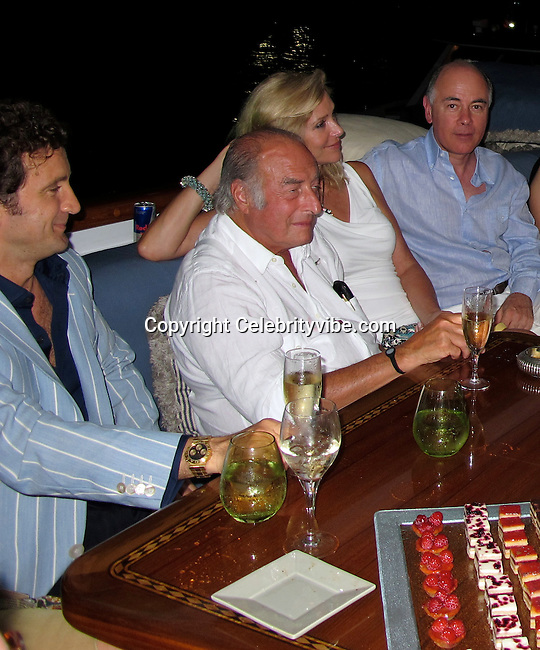 Marc Rich..Denise Rich Annual Party..Lady Joy Yacht..St. Tropez, France..Wednesday, July 28, 2010..Photo By iSnaper.com/ CelebrityVibe.com.To license this image please call (212) 410 5354; or Email: CelebrityVibe@gmail.com ; .website: www.CelebrityVibe.com.
