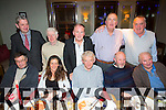 Christmas Party for IT Tralee Oiche Ceoil. at Gallys Bar on ThursdayPictured front l-r  Eddie O'Connor, Jane Kearney, Con O'Connor, Tim Scannell, Seamus Hanafin, back l-r Tom O'Mahony, John Fitzmaurice, Teddy Foley, Colm Phelan, Jim Kelly.