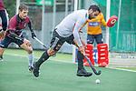 AMSTELVEEN -  Valentin Verga (Adam) tijdens de hoofdklasse competitiewedstrijd mannen, Amsterdam-HCKC (1-0).  COPYRIGHT KOEN SUYK