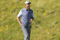 Padraig Harrington (IRL) walks to the 14th green during Thursday's Round 1 of the Dubai Duty Free Irish Open 2019, held at Lahinch Golf Club, Lahinch, Ireland. 4th July 2019.<br /> Picture: Eoin Clarke | Golffile<br /> <br /> <br /> All photos usage must carry mandatory copyright credit (© Golffile | Eoin Clarke)