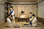 Exhibit, National Folk Museum, Gyeongbok Palace