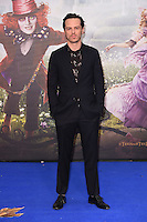 Andrew Scott at the premiere of &quot;Alice Through the Looking Glass&quot; at the Odeon Leicester Square, London.<br /> May 10, 2016  London, UK<br /> Picture: Steve Vas / Featureflash