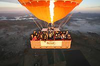 20140811 August 11 Hot Air Balloon Gold Coast