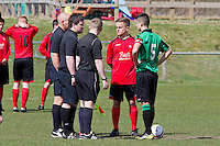 Eastbourne Borough FC u18s (1) v Burgess Hill Town FC u18s (2) 28.04.13