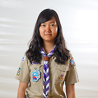 Scout from South Korea.