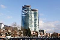 Nederland - Utrecht - 2018.  De Rabobank.  Berlinda van Dam / Hollandse Hoogte