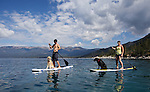 Tahoe paddleboards