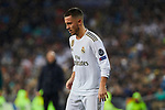 Eden Hazard of Real Madrid during UEFA Champions League match between Real Madrid and Paris Saint-Germain FC at Santiago Bernabeu Stadium in Madrid, Spain. November 26, 2019. (ALTERPHOTOS/A. Perez Meca)