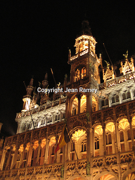 Grand Place - Brussels, Belgium