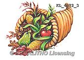Interlitho, STILL LIFE STILLLEBEN, NATURALEZA MORTA, paintings+++++,KL4472/3,#i# stickers,halloween, cornucopia,
