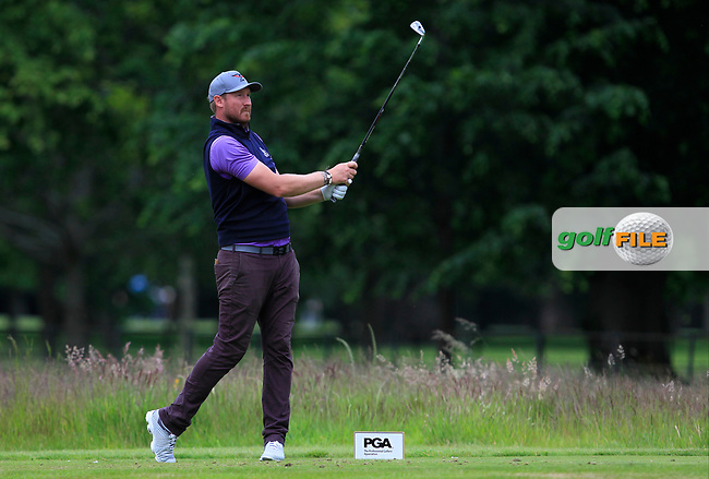 Matt Rice (Purley Downs GC) on the 6th tee during Round 1 of the Titleist &amp; Footjoy PGA Professional Championship at Luttrellstown Castle Golf &amp; Country Club on Tuesday 13th June 2017.<br /> Photo: Golffile / Thos Caffrey.<br /> <br /> All photo usage must carry mandatory copyright credit     (&copy; Golffile | Thos Caffrey)