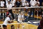 2015 BYU Women's Volleyball vs LMU