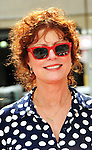 NEW YORK, NY - JULY 28:  Actress Susan Sarandon attends the grand opening of the High Line Rink at The Lot at The High Line on July 28, 2011 in New York City.  (Photo by Desiree Navarro/WireImage)