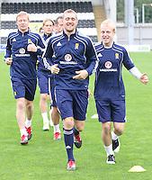 Scotland Training 310811