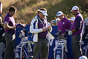 24.09.2014. Gleneagles, Auchterarder, Perthshire, Scotland.  The Ryder Cup.  during his practice round.