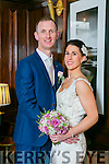 Tracey O'Sullivan, Castleisland, daughter of Tom and Anne O'Sullivan, and Padraig O'Mahony, Castleisland, son of Danny and Helen O'Mahony were married at Church of the Immaculate Conception, Cordal by Canon Denis O'Mahony on Saturday 12th March 2016 with a reception at Ballygarry House Hotel