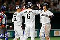 Nobuhiro Matsuda (JPN),<br /> 2017 World Baseball Classic First Round Pool B Game between<br /> Japan 0-2 Cuba at Tokyo Dome in Tokyo, Japan.<br /> (Photo by Yusuke Nakanishi/AFLO SPORT)