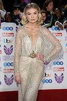 LONDON, UK. October 29, 2018: Georgia Toffolo at the Pride of Britain Awards 2018 at the Grosvenor House Hotel, London.<br /> Picture: Steve Vas/Featureflash