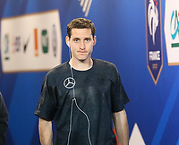 Sebastian Rudy (Deutschland, Germany) im Spielertunnel - 16.10.2018: Frankreich vs. Deutschland, 4. Spieltag UEFA Nations League, Stade de France, DISCLAIMER: DFB regulations prohibit any use of photographs as image sequences and/or quasi-video.