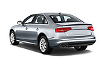 Car pictures of rear three quarter view of 2015-2016 Audi A4 Premium 4 Door Sedan angular rear