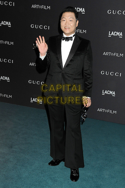 7 November 2015 - Los Angeles, California - PSY, Park Jae-sang. LACMA 2015 Art+Film Gala held at LACMA.  <br /> CAP/ADM/BP<br /> &copy;BP/ADM/Capital Pictures