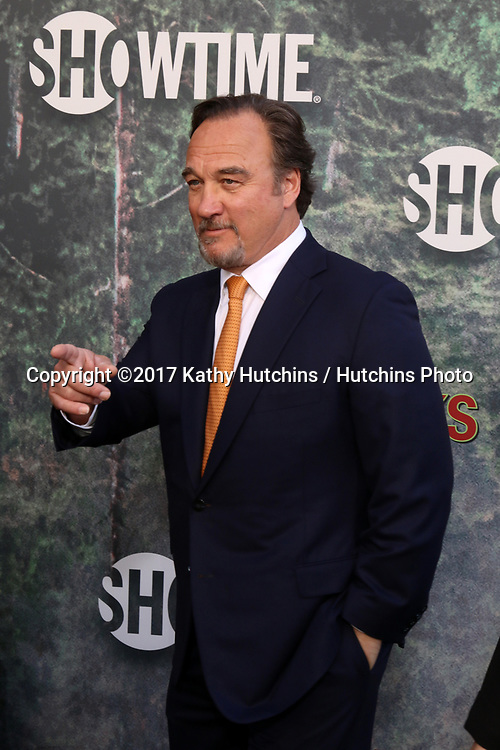 "LOS ANGELES - MAY 19:  Jim Belushi at the ""Twin Peaks"" Premiere Screening at The Theater at Ace Hotel on May 19, 2017 in Los Angeles, CA"