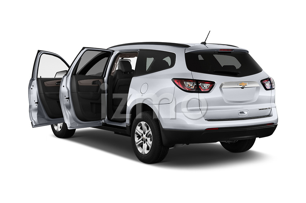 Car images of 2017 Chevrolet Traverse LS-FWD 5 Door SUV Doors