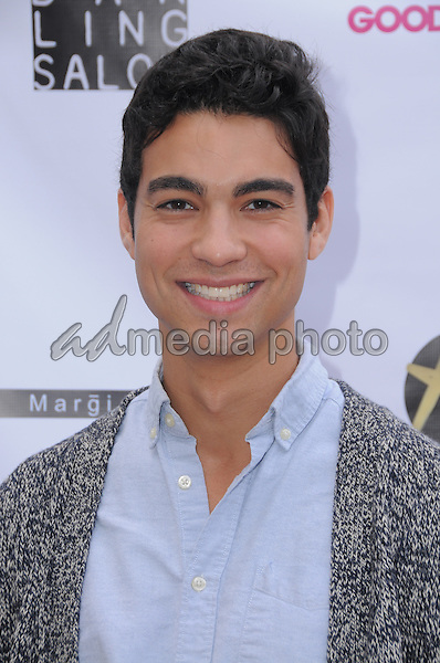 16 October 2016 - Beverly Hills, California. Davi Santos. Breaking The Chains Foundation And Glitter Magazine First Annual Fall Reception held at a Private Residence in Beverly Hills. Photo Credit: Birdie Thompson/AdMedia