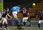 St Johnstone v Hearts 05.04.17