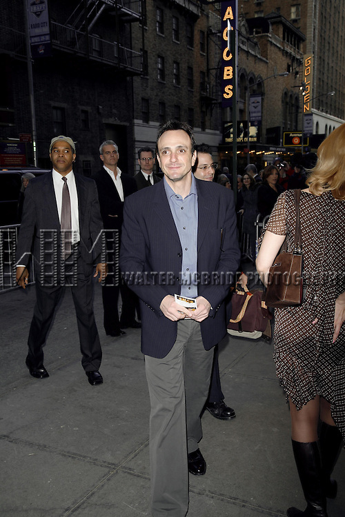 Hank Azaria.Attending the Opening Night of FESTEN at the Music Box Theatre with an after party at Tavern On The Green Restaurant in New York City..April 9, 2006.© Walter McBride /