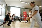 Mito per la città all'Ospedale San Giovanni Bosco con un concerto del quartetto d'archi TAAG. Settembre 2012