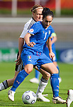 Giulia Domenichetti, QF, Germany-Italy, Women's EURO 2009 in Finland, 09042009, Lahti Stadium.