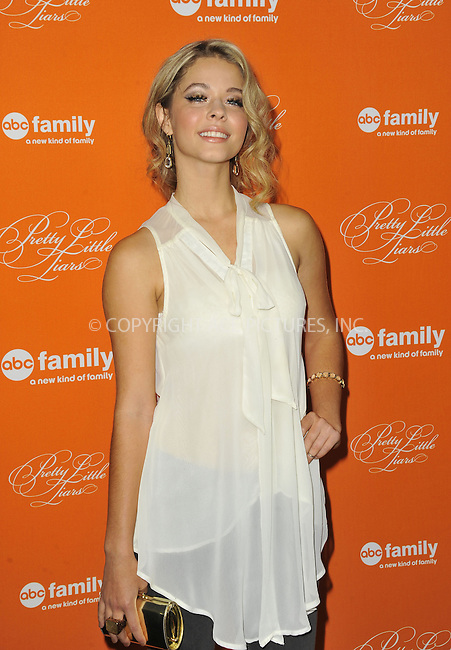WWW.ACEPIXS.COM....October 16 2012, LA....Sasha Pieterse arriving at ABC Family's 'Pretty Little Liars' Halloween Episode Premiere at Hollywood Forever on October 16, 2012 in Hollywood, California. ......By Line: Peter West/ACE Pictures......ACE Pictures, Inc...tel: 646 769 0430..Email: info@acepixs.com..www.acepixs.com