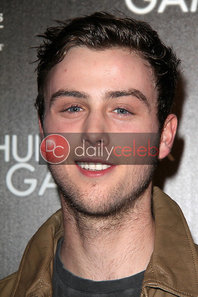 Sterling Beaumon<br /> at &quot;The Hungover Games&quot; Premiere, TCL Chinese 6, Hollywood, CA 02-11-14<br /> David Edwards/Dailyceleb.com 818-249-4998