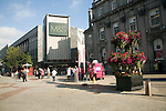 Marks and Spencer shop, Aberdeen, Scotland