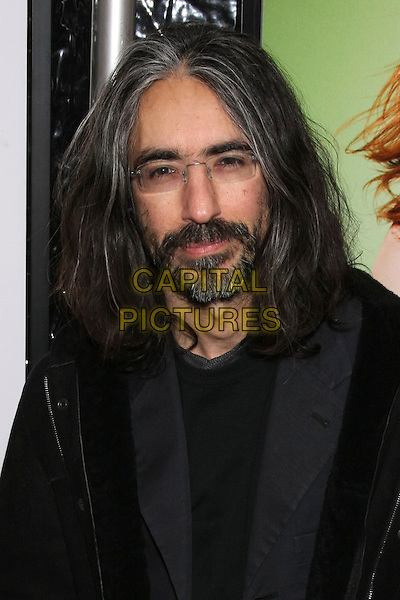 "ANAND TUCKER .attend the World Premiere of ""Leap Year"" at the Directors Guild Theater, New York, NY, USA, 6th January 2010..Arrivals portrait headshot beard facial hair black glasses .CAP/LNC/TOM.©LNC/Capital Pictures"