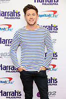PHILADELPHIA, PA - DECEMBER 6 :  Nial Horan pictured back stage at Q102's Jingle Ball at a meet and greet at the Wells Fargo Center in Philadelphia, Pa on December 6, 2017  ***HOUSE COVERAGE Credit: Star Shooter / MediaPunch /nortephoto.com NORTEPHOTOMEXICO