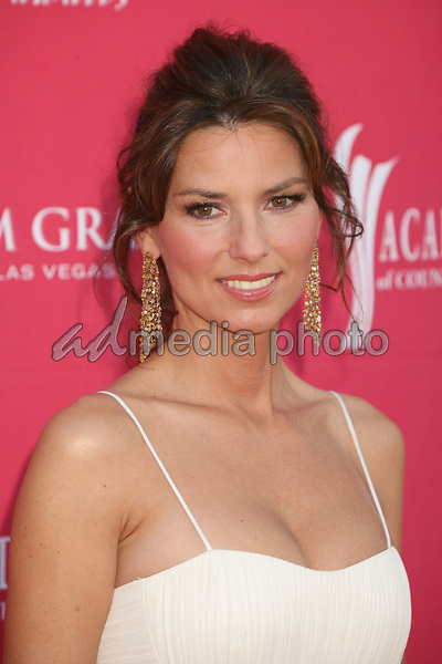15 May 2007 - Las Vegas, Nevada - Shania Twain. 42nd Annual Academy Of Country Music Awards held at the MGM Grand Garden Arena. Photo Credit: Byron Purvis/AdMedia