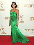 Olivia Munn at The 63rd Anual Primetime Emmy Awards held at Nokia Theatre L.A. Live in Los Angeles, California on September  18,2011                                                                   Copyright 2011Debbie VanStory / iPhotoLive.com