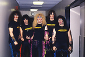 1984: TWISTED SISTER - Photosession in Kerrang! T-Shirts