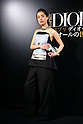 Marie, Oct 28, 2014 : the 'Esprit Dior' Opening Reception on October 28, 2014 in Tokyo, Japan