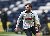 Preston North End's Tom Barkhuizen<br /> <br /> Photographer Stephen White/CameraSport<br /> <br /> Football Pre-Season Friendly - Preston North End v Newcastle United - Saturday July 27th 2019 - Deepdale Stadium - Preston<br /> <br /> World Copyright © 2019 CameraSport. All rights reserved. 43 Linden Ave. Countesthorpe. Leicester. England. LE8 5PG - Tel: +44 (0) 116 277 4147 - admin@camerasport.com - www.camerasport.com