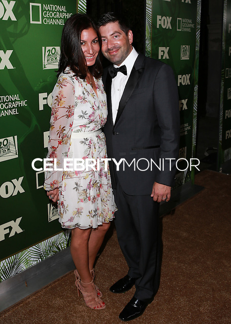 LOS ANGELES, CA, USA - AUGUST 25: James S. Levine at the FOX, 20th Century FOX Television, FX Networks And National Geographic Channel's 2014 Emmy Award Nominee Celebration held at Vibiana on August 25, 2014 in Los Angeles, California, United States. (Photo by David Acosta/Celebrity Monitor)