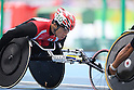Masayuki Higuchi (JPN), <br /> SEPTEMBER 11, 2016 - Athletics : <br /> Men's 5000m T54 Final<br /> at Olympic Stadium<br /> during the Rio 2016 Paralympic Games in Rio de Janeiro, Brazil.<br /> (Photo by AFLO SPORT)