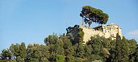 Portofino . Castle Brown.  Italy