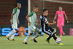 Atlético Nacional venció como local 3-2 a Millonarios. Fecha 12 Liga Águila II-2017.